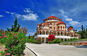 Grecia 2019 - Pelerinaj la Sfantul Nectarie - Salonic