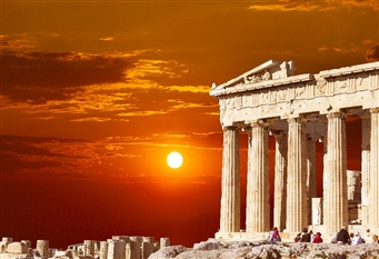 GRECIA - ATENA (autocar) - Revelion 2020 - Athena