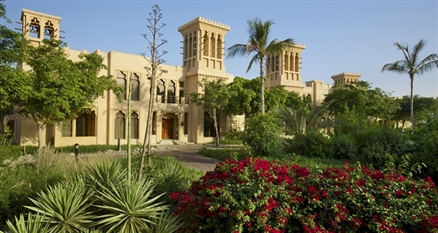 HILTON AL HAMRA BEACH & GOLF RESORT - Ras Al khaimah