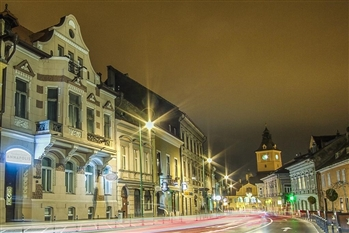 Hotel Annapolis Residence Central - Brasov