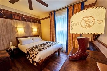 Hotel Cheyenne - Disneyland