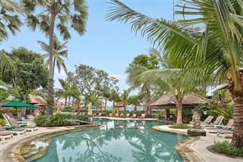 Hotel Legian Beach - Kuta Beach