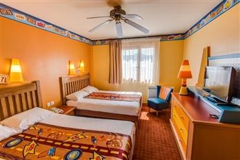 Hotel Santa Fe - Disneyland