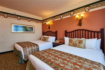 Hotel Sequoia Lodge - Disneyland