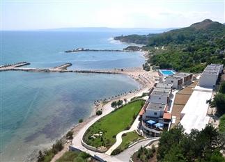Hotel White Lagoon - Balcik -Kavarna
