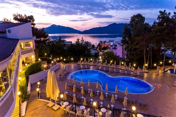 IDEAL PANORAMA HOTEL - Marmaris
