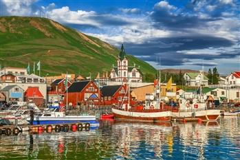 ISLANDA 2020 - Marele Tur - Reykjavik