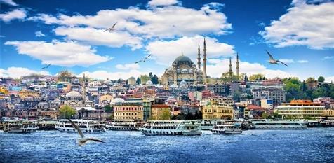 ISTANBUL 2019 (autocar) - Vacanta de Paste - Istanbul