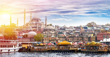 ISTANBUL 2020 - Plecare din BUDAPESTA - Istanbul