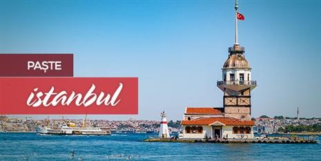 ISTANBUL - PASTE 2020 IN INIMA BIZANTULUI! - Istanbul