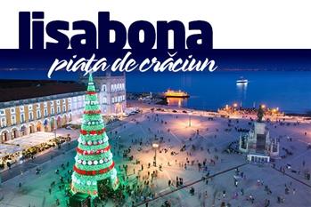 LISABONA - PIATA DE CRACIUN 2019 - Portugalia