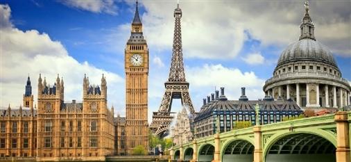 LONDRA - PARIS 2019 - Paris