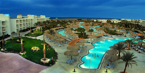 LONG BEACH - Hurghada