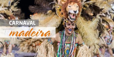 MADEIRA - CARNAVAL 2020 - UN MARTISOR EXOTIC! - Madeira