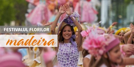 MADEIRA  - FESTIVALUL FLORILOR 2020 - Madeira