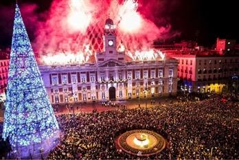 MADRID - Revelion 2019 - Madrid