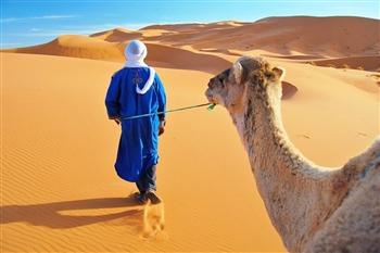 MAROC 2019 - Include o noapte in SAHARA, cel mai mare desert al lumii - Maroc