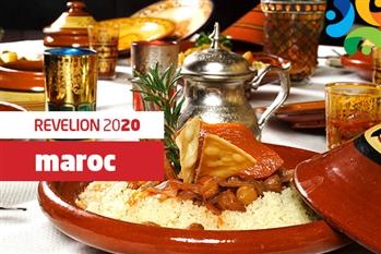 MAROC - REVELION 2020 - Maroc