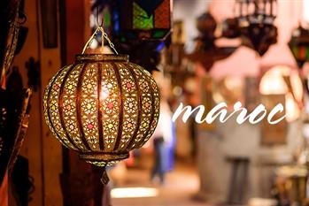 MAROC - UN CIRCUIT DE 5 STELE - Maroc