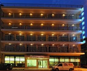 OSTRIA HOTEL - Peloponez-Kalamata