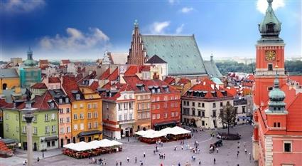 Polonia 2019 (autocar) -  Cracovia si Varsovia - Varsovia