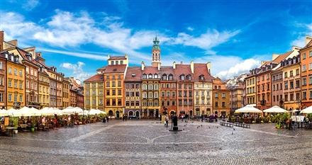 POLONIA 2020 - Varsovia