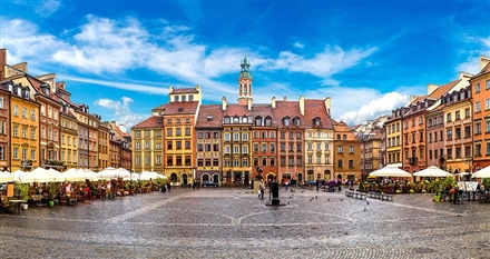 POLONIA 2020 - Cracovia