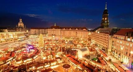 Praga, Dresda, Berlin, Leipzig, Viena 2018 - Piete de Craciun - Vienna