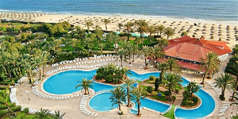 RIADH PALMS RESORT SPA - Sousse