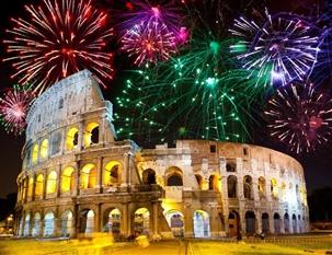 Roma - Revelion 2019 - Roma