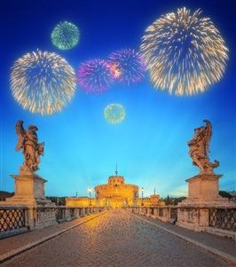ROMA - Revelion 2020 - Roma