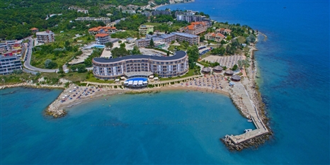 Royal Bay Resort - Balcik -Kavarna