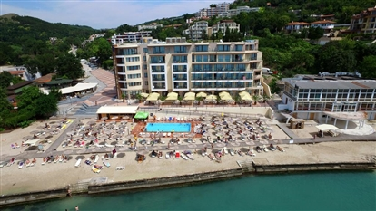 Royal Grand Hotel&Spa - Balcik -Kavarna