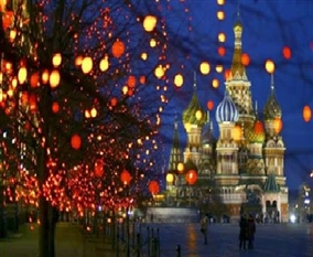 RUSIA 2019 - Craciun - Sankt Petersburg