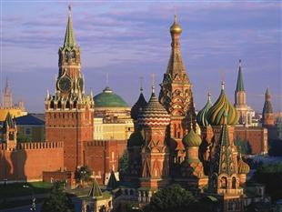 RUSIA 2019 - Inelul de aur - Moscova