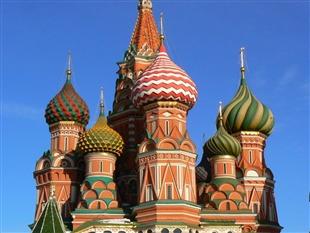 RUSIA 2019 - Paste - Moscova