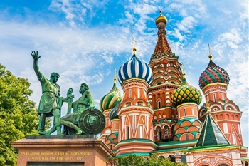 RUSIA - Paste 2020 - Plecare din CLUJ - Sankt Petersburg