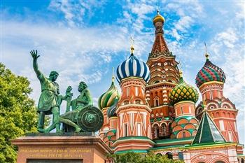 RUSIA - Primavara 2020 - Sankt Petersburg