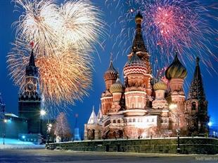 RUSIA - Revelion 2020 - Sankt Petersburg
