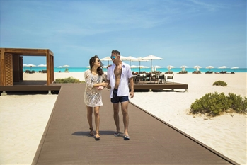 SAADIYAT ROTANA RESORT AND VILLAS - Abu Dhabi