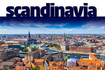 SCANDINAVIA - CAPITALE NORDICE - Capitale Nordice