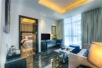SIGNATURE 1 HOTEL BARSHA HEIGHTS TECOM (ex SOMEWHERE HOTEL TECOM) - Dubai