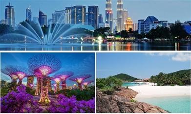 SINGAPORE si MALAEZIA - Revelion 2020 - Malaysia