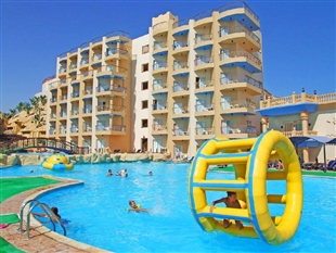 SPHINX AQUA PARK BEACH RESORT - Hurghada