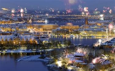STOCKHOLM - Revelion 2020 - Suedia