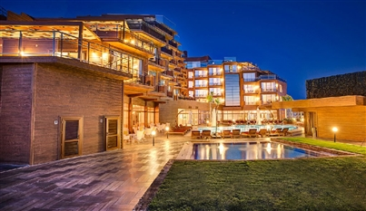 SUHAN 360 HOTEL BEACH - Kusadasi