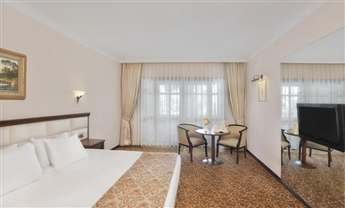 SWANDOR HOTELS AND RESORT TOPKAPI PALACE - Lara