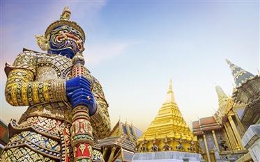 THAILANDA - MALAEZIA - SINGAPORE 2020 - Bangkok