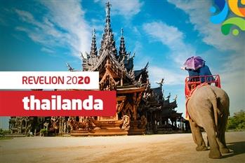 THAILANDA: PHUKET SI BANGKOK - REVELION 2020 - Phuket