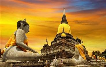 THAILANDA - Revelion 2020 - Bangkok
